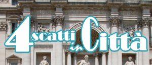 4 scatti in Città