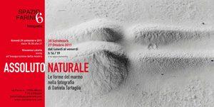 Spazio Farini: ASSOLUTO NATURALE