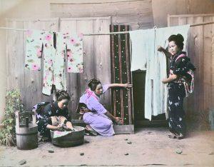 Geishe e Samurai Genova 2013